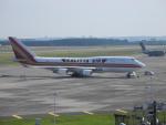 Tきさんが、横田基地で撮影したカリッタ エア 747-446(BCF)の航空フォト(写真)