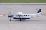 eagletさんが、ミネアポリス・セントポール国際空港で撮影したCorporation 208B Grand Caravanの航空フォト(写真)