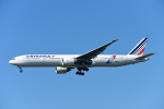 こむぎさんが、成田国際空港で撮影したエールフランス航空 777-328/ERの航空フォト(写真)