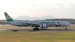 うみBOSEさんが、新千歳空港で撮影したエバー航空 777-35E/ERの航空フォト(写真)