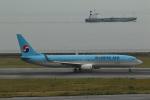 canon_leopardさんが、中部国際空港で撮影した大韓航空 737-9B5/ER の航空フォト(写真)
