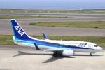 zero1さんが、中部国際空港で撮影した全日空 737-781の航空フォト(写真)