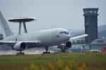 Duffさんが、浜松基地で撮影した航空自衛隊 E-767 (767-27C/ER)の航空フォト(写真)