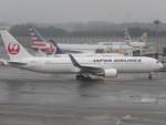 ✈︎Skyteam文✈︎N723AN✈︎さんが、成田国際空港で撮影した日本航空 767-346/ERの航空フォト(写真)