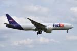 turenoアカクロさんが、成田国際空港で撮影したフェデックス・エクスプレス 777-FS2の航空フォト(写真)