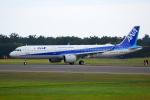 Dreamer-K'さんが、庄内空港で撮影した全日空 A321-272Nの航空フォト(写真)