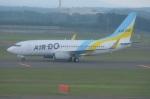 amagoさんが、新千歳空港で撮影したAIR DO 737-781の航空フォト(写真)