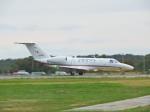 おっつんさんが、能登空港で撮影した国土交通省 航空局 525C Citation CJ4の航空フォト(飛行機 写真・画像)