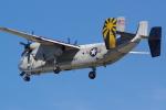 pentakk1さんが、ノースアイランド海軍航空ステーション・ハスレーフィールドで撮影したアメリカ海軍 C-2A Greyhoundの航空フォト(写真)