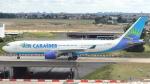 誘喜さんが、パリ オルリー空港で撮影したエア・カライベス A330-223の航空フォト(写真)
