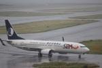 つっさんさんが、関西国際空港で撮影した山東航空 737-85Nの航空フォト(写真)