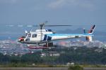 神宮寺ももさんが、高松空港で撮影した中日本航空 AS350B Ecureuilの航空フォト(写真)