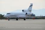 E-75さんが、函館空港で撮影したウェルズ・ファーゴ・バンク・ノースウェスト Falcon 900EXの航空フォト(写真)