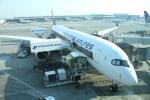 Gotchさんが、サンフランシスコ国際空港で撮影したシンガポール航空 A350-941XWBの航空フォト(写真)