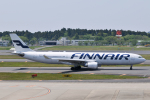 panchiさんが、成田国際空港で撮影したフィンエアー A330-302Xの航空フォト(写真)
