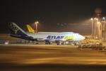 じゃりんこさんが、中部国際空港で撮影したアトラス航空 747-47UF/SCDの航空フォト(写真)