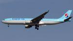 やまちゃんさんが、仁川国際空港で撮影した大韓航空 A330-323Xの航空フォト(写真)