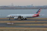 MA~RUさんが、羽田空港で撮影したアメリカン航空 777-223/ERの航空フォト(写真)