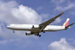 senyoさんが、成田国際空港で撮影したフィリピン航空 A330-301の航空フォト(写真)