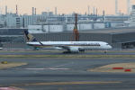 MA~RUさんが、羽田空港で撮影したシンガポール航空 A350-941XWBの航空フォト(写真)