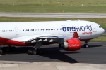 KAW-YGさんが、デュッセルドルフ国際空港で撮影したエア・ベルリン A330-223の航空フォト(写真)