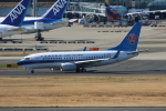 MA~RUさんが、羽田空港で撮影した中国南方航空 737-71Bの航空フォト(写真)