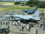 Dickiesさんが、浜松基地で撮影した航空自衛隊 F-15J Eagleの航空フォト(写真)