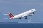 yabyanさんが、中部国際空港で撮影したフィリピン航空 A330-301の航空フォト(写真)
