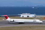yabyanさんが、中部国際空港で撮影した日本航空 MD-90-30の航空フォト(写真)