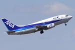 yabyanさんが、中部国際空港で撮影したエアーネクスト 737-54Kの航空フォト(飛行機 写真・画像)