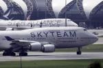 planetさんが、スワンナプーム国際空港で撮影したチャイナエアライン 747-409の航空フォト(写真)