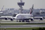 planetさんが、スワンナプーム国際空港で撮影したエミレーツ航空 A380-842の航空フォト(写真)