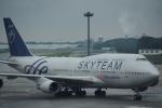 JA8037さんが、成田国際空港で撮影したチャイナエアライン 747-409の航空フォト(写真)