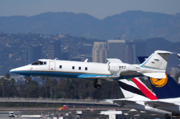 LAX Spotterさんが、ロサンゼルス国際空港で撮影した連邦航空局 60の航空フォト(写真)