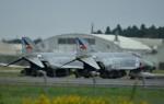 らひろたんさんが、茨城空港で撮影した航空自衛隊 F-4EJ Phantom IIの航空フォト(写真)