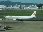 flyflygoさんが、福岡空港で撮影した中国国際航空 A321-232の航空フォト(写真)