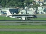 flyflygoさんが、福岡空港で撮影したスターフライヤー A320-214の航空フォト(写真)