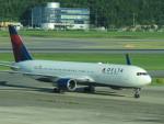 flyflygoさんが、福岡空港で撮影したデルタ航空 767-3P6/ERの航空フォト(写真)