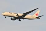 Orange linerさんが、成田国際空港で撮影した日本航空 787-8 Dreamlinerの航空フォト(写真)