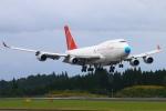 鹿児島空港 - Kagoshima Airport [KOJ/RJFK]で撮影されたエア・カーゴ・グローバル - Air Cargo Globalの航空機写真