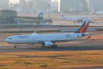 やつはしさんが、羽田空港で撮影したフィリピン航空 A330-343Xの航空フォト(写真)
