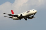 もぐ3さんが、福岡空港で撮影したJALエクスプレス 737-446の航空フォト(写真)
