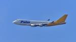 flytaka78さんが、成田国際空港で撮影したポーラーエアカーゴ 747-46NF/SCDの航空フォト(写真)
