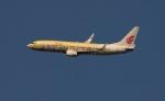 kenko.sさんが、成田国際空港で撮影した中国国際航空 737-89Lの航空フォト(写真)