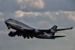 こゆたんさんが、新千歳空港で撮影したチャイナエアライン 747-409の航空フォト(写真)