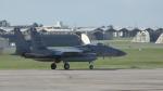 SuneKumaさんが、嘉手納飛行場で撮影したアメリカ空軍 F-15C-38-MC Eagleの航空フォト(写真)
