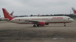 twinengineさんが、バンダラナイケ国際空港で撮影したエア・インディア A321-211の航空フォト(飛行機 写真・画像)