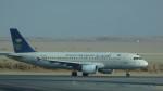 twinengineさんが、カイロ国際空港で撮影したサウジアラビア航空 A320-214の航空フォト(写真)