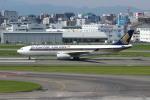 resocha747さんが、福岡空港で撮影したシンガポール航空 A330-343Xの航空フォト(写真)