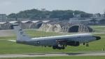SuneKumaさんが、嘉手納飛行場で撮影したアメリカ空軍 RC-135S (717-148)の航空フォト(写真)